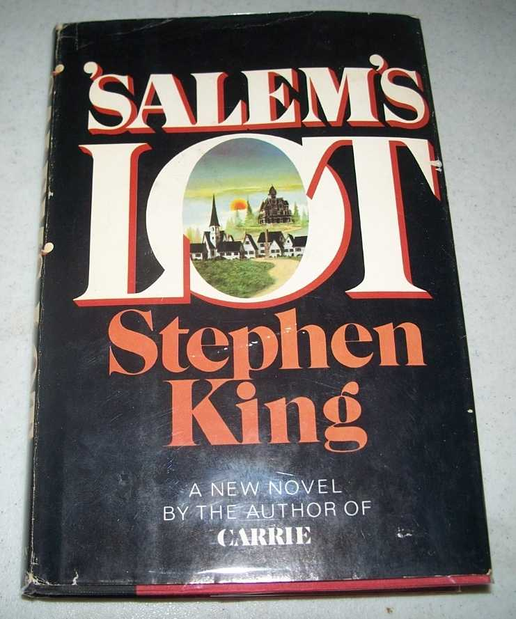 'Salem's Lot: A Novel, King, Stephen