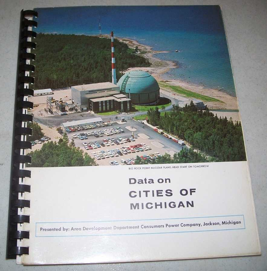 Data on Cities of Michigan, N/A