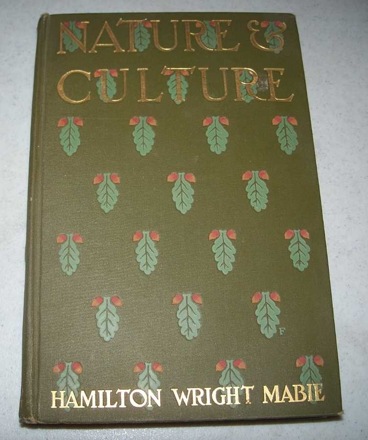 Nature and Culture, Mabie, Hamilton Wright
