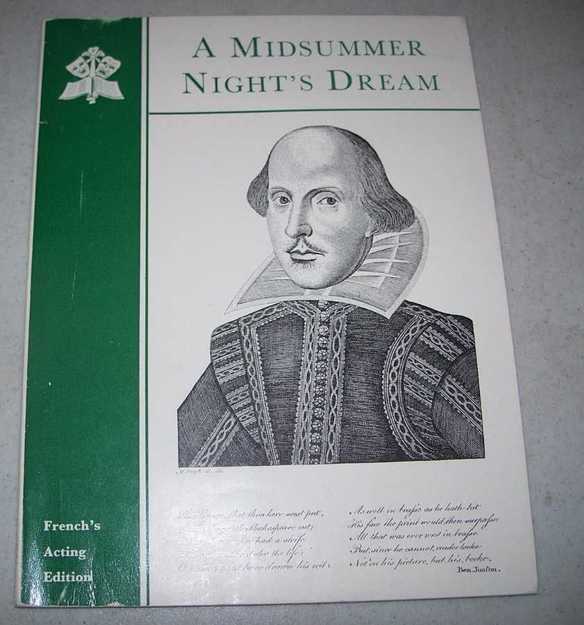 A Midsummer Night's Dream (French's Acting Edition), Shakespeare, William
