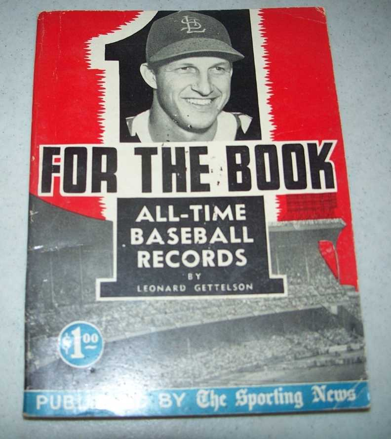One for the Book 1949: All Time Baseball Records, Gettelson, Leonard