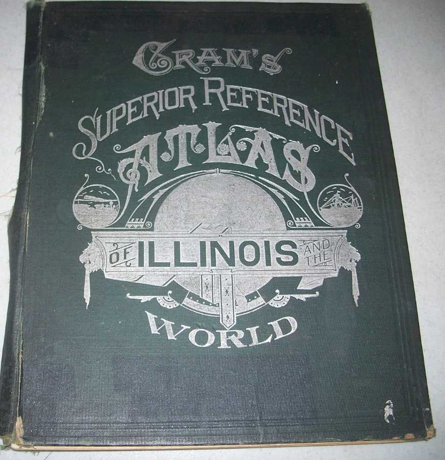 Cram's Superior Reference Atlas of Illinois and the World, N/A