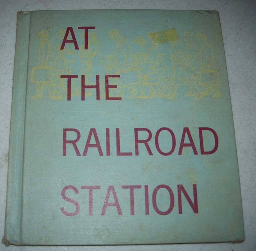 At the Railroad Station, Reck, Alma Kehoe and Fichter, Helen Hall