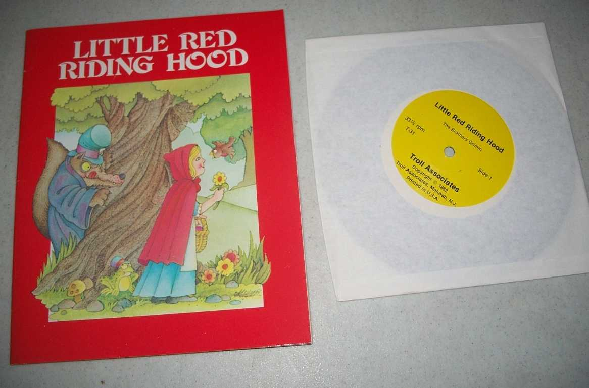Little Red Riding Hood (Book and Record), The Brothers Grimm