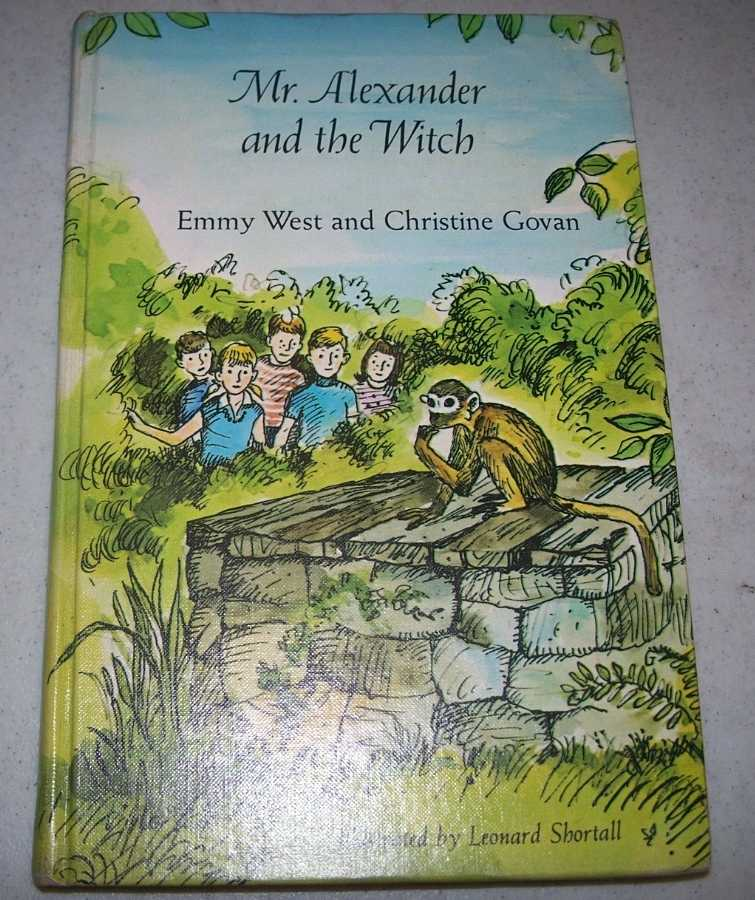 Mr. Alexander and the Witch, West, Emmy and Govan, Christine