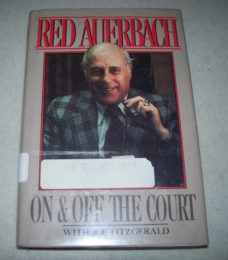 On and Off the Court, Auerbach, Red with Fitzgerald, Joe