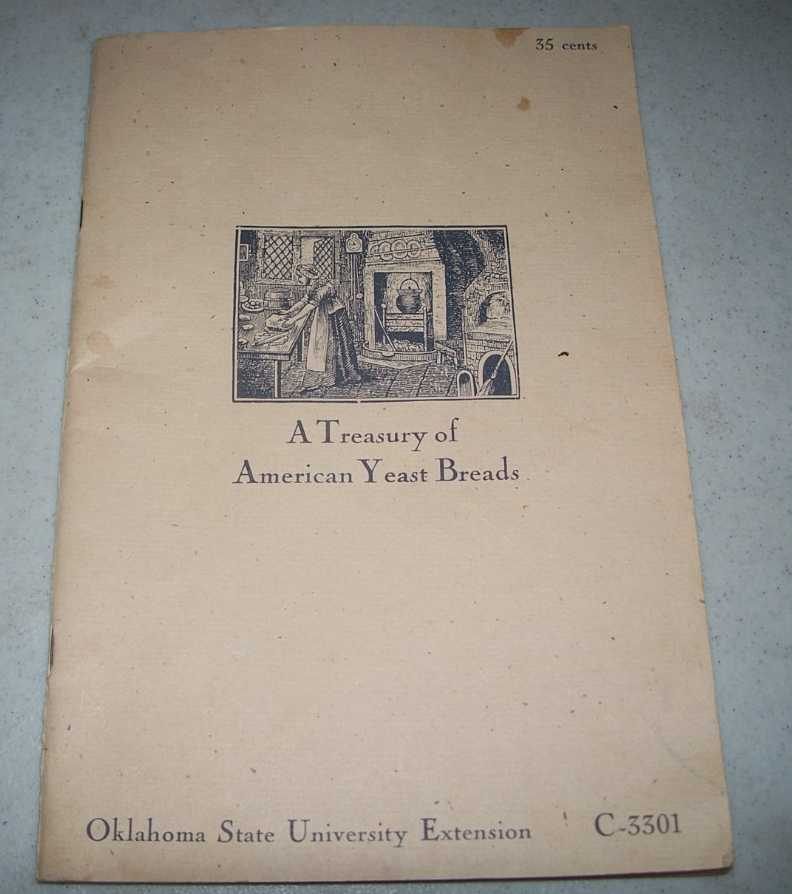 A Treasury of American Yeast Breads, Sowers, Mary Frances