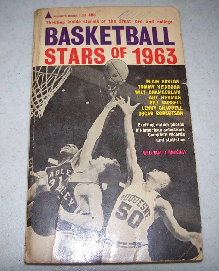 Basketball Stars of 1963, Mokray, William G.