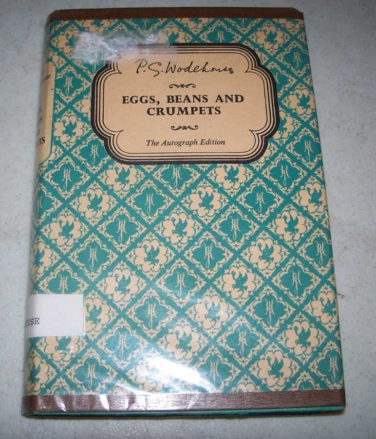 Eggs, Beans and Crumpets, Wodehouse, P.G.