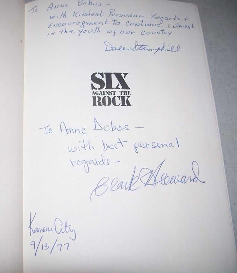Six Against the Rock, Howard, Clark