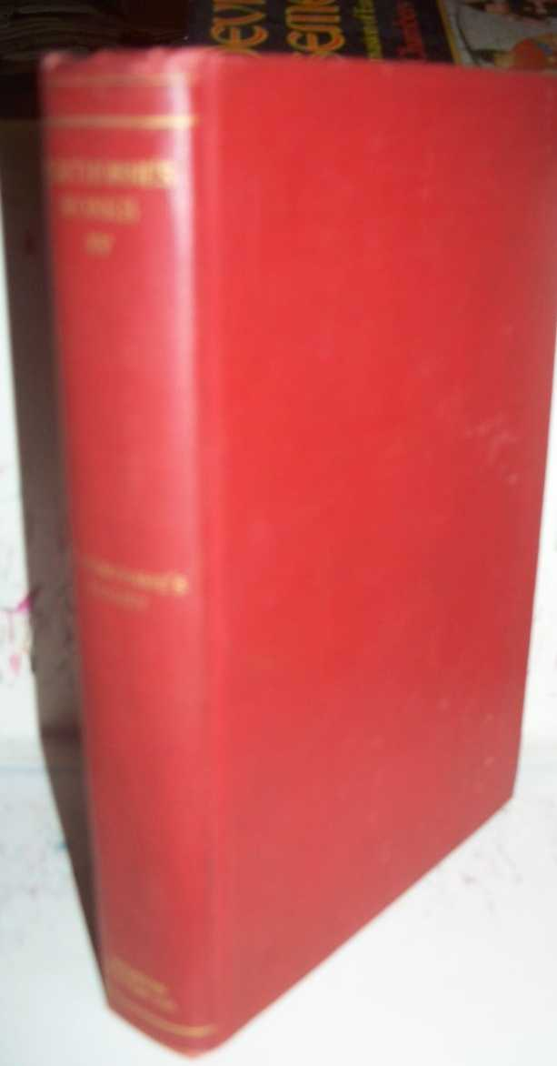 Doctor Grimshawe's Secret: A Romance (From The Complete Writings of Nathaniel Hawthorne, The Manse Edition, Volume XV), Hawthorne, Nathaniel