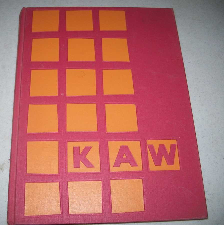 1967 Kaw, Washburn University of Topeka Yearbook, N/A