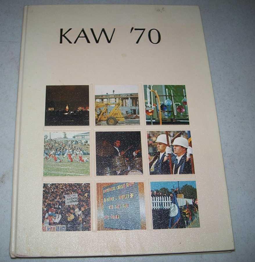 1970 Kaw, Washburn University of Topeka Yearbook, N/A