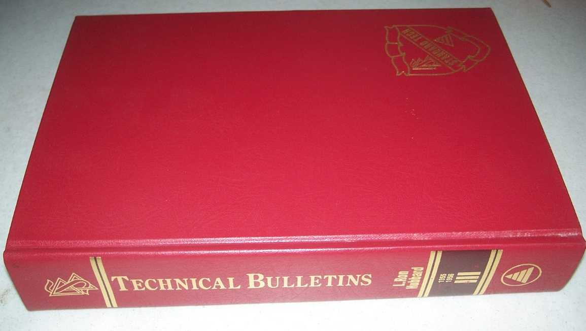 The Technical Bulletins of Dianetics and Scientology Volume III 1955-1956, Hubbard, L. Ron