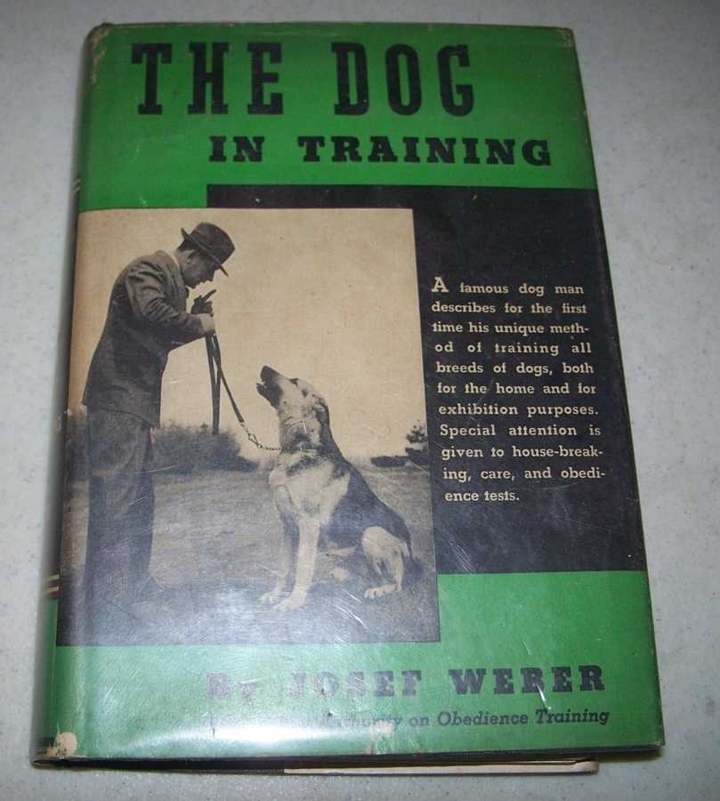 The Dog in Training, Weber, Josef