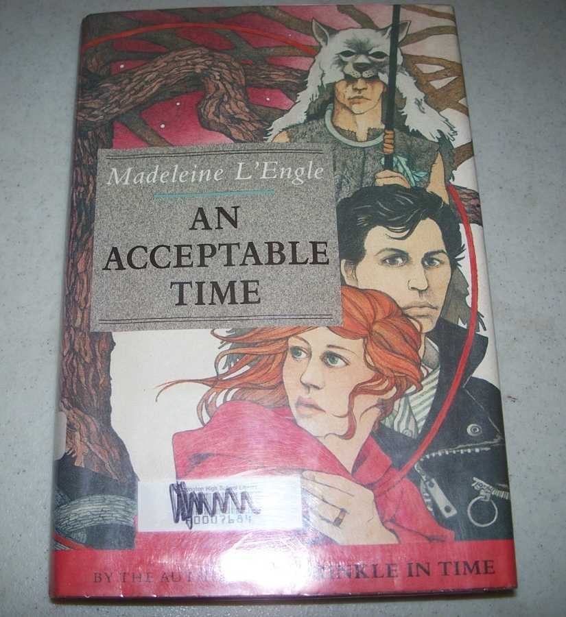 An Acceptable Time, L'Engle, Madeleine