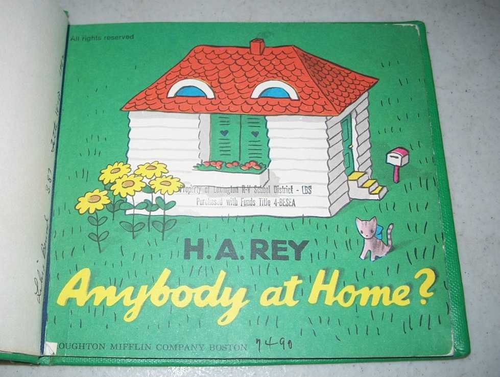 Anybody at Home?, Rey, H.A.