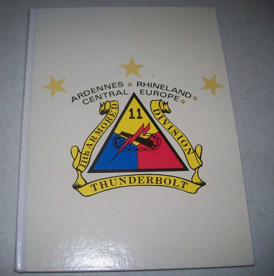 11th Armored Division Thunderbolt (Ardennes, Rhineland, Central Europe), N/A