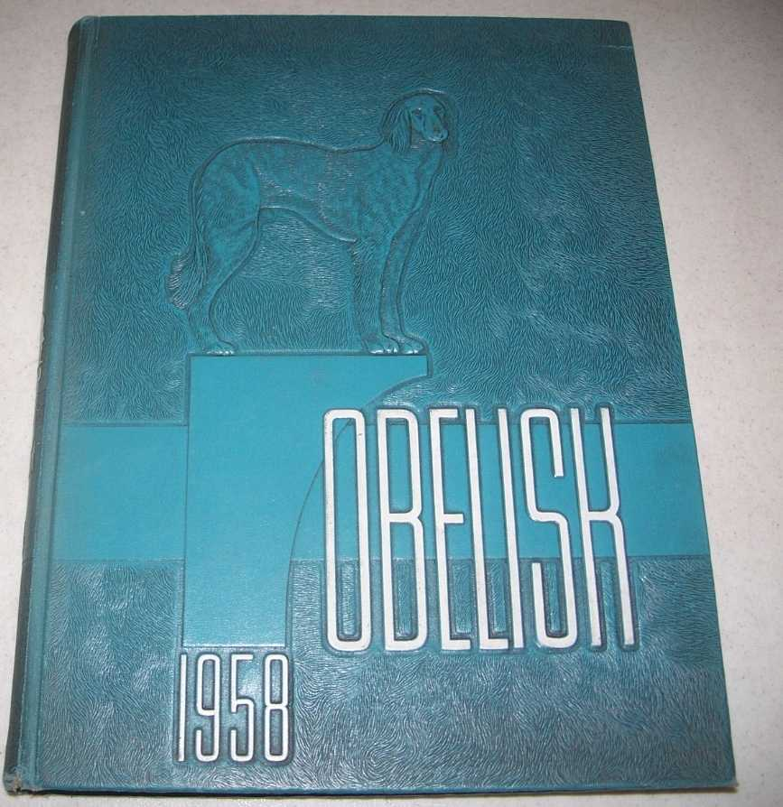 1958 Obelisk: Southern Illinois University Yearbook, Carbondale, IL, N/A