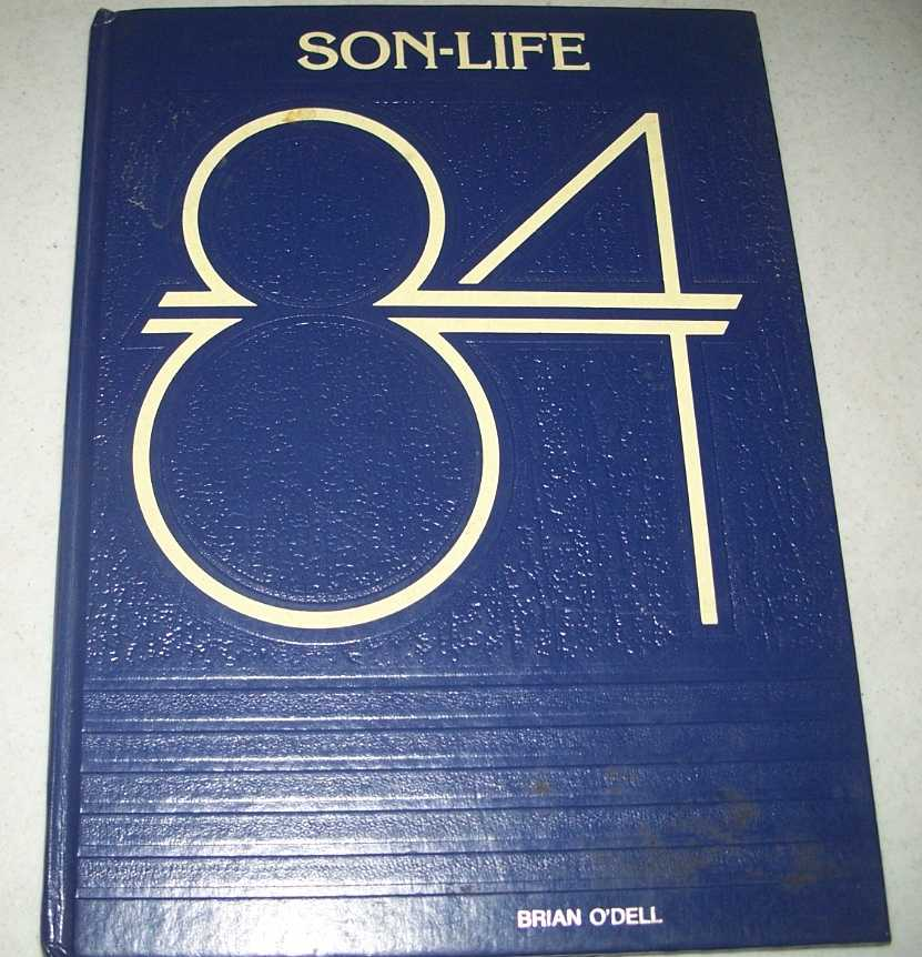 1983-1984 Son Life Christian School Yearbook, Collinsville, Illinois, N/A