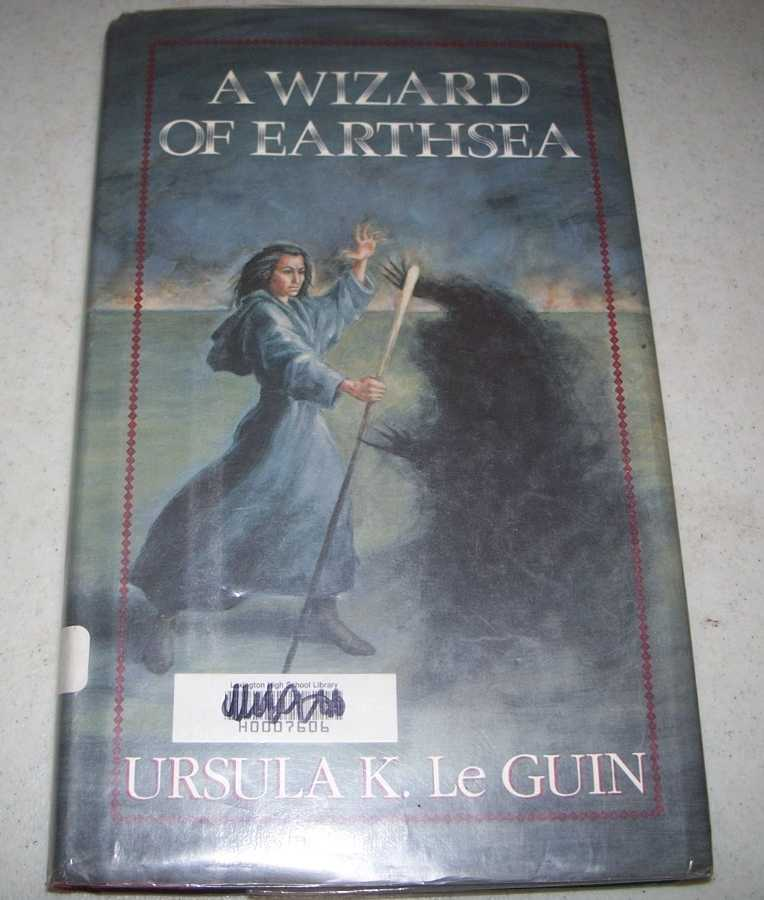 A Wizard of the Earthsea, Le Guin, Ursula K.