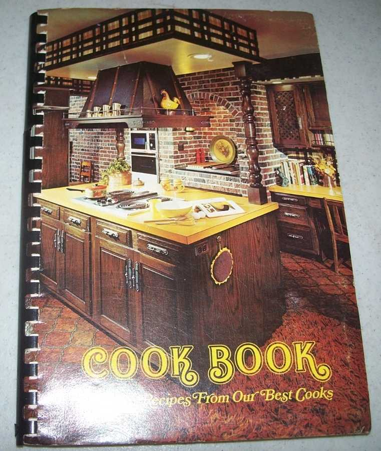 A Book of Favorite Recipes Compiled by Concordia Ladies' Guild of Concordia Lutheran Church 1978 (Missouri), N/A