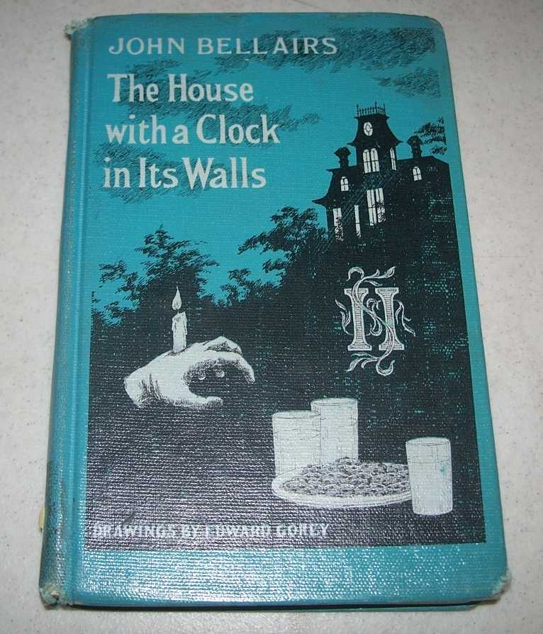 The House with a Clock in Its Walls, Bellairs, John