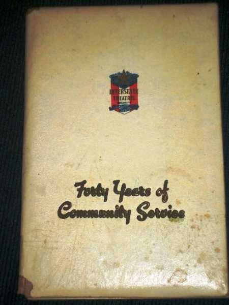Forty Years of Community Service: The Story of Karl Hoblitzelle and the Development of Interstate Theatres, Hinga, Don