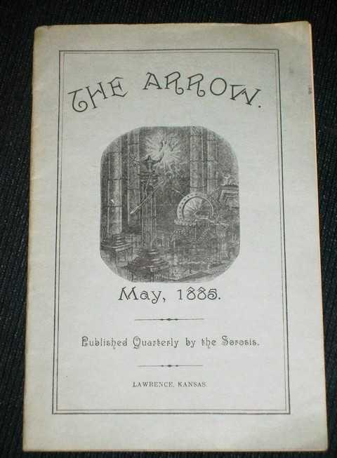 Arrow, The:  The Official Organ of Pi Beta Phi, Vol. 1 No. 1, Miller, Mary E.