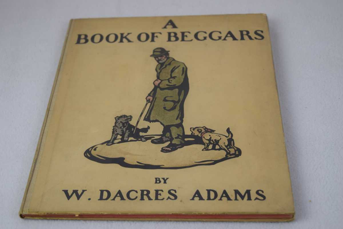 Image for Book of Beggars, A