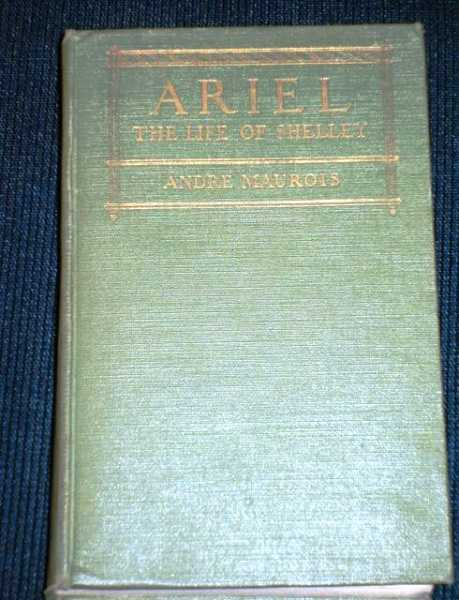 Image for Ariel, the Life of Shelley