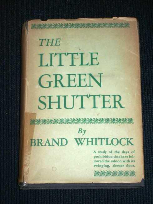 Image for The Little Green Shutter