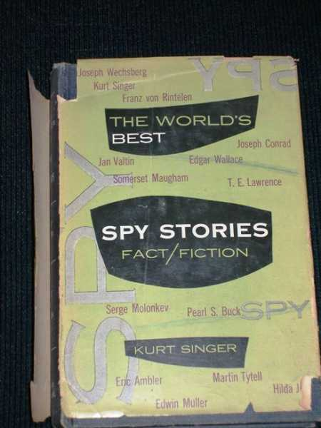 Image for The World's Best Spy Stories