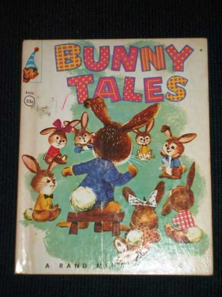 Bunny Tales, Burrows, Peggy
