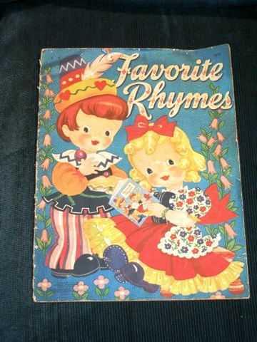 Favorite Rhymes, Various / Unstated