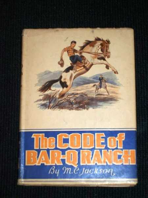 The Code of Bar-Q Ranch, Jackson, M.C.
