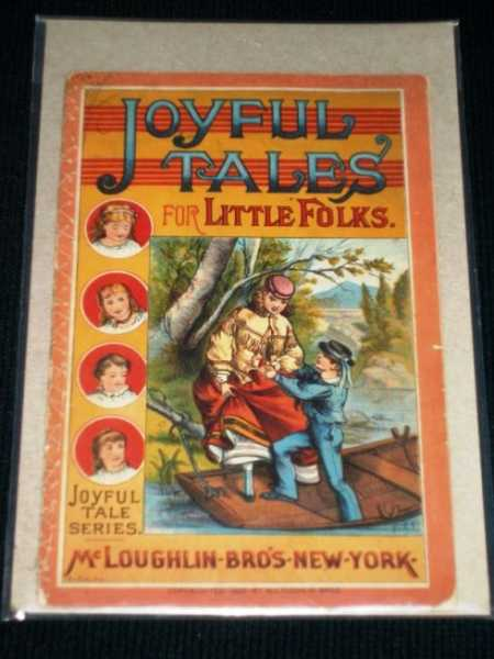 Joyful Tales for Little Folks, N/A