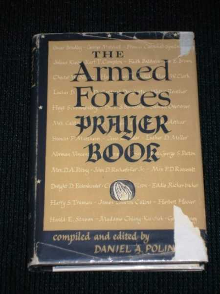 Armed Forces Prayer Book, The, Poling, Daniel A. (Editor)
