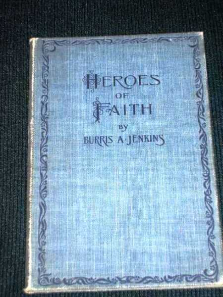 Heroes of Faith, Jenkins, Burris