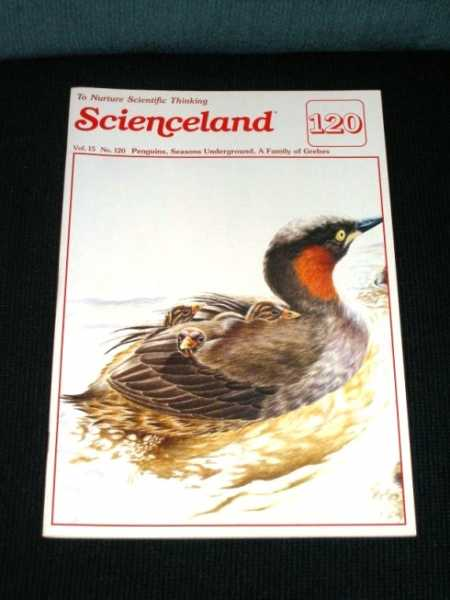 Scienceland Vol 15 No 120 - Penguins, Seasons Underground, A Family of Grebes  (Deluxe Edition), Various / Unstated