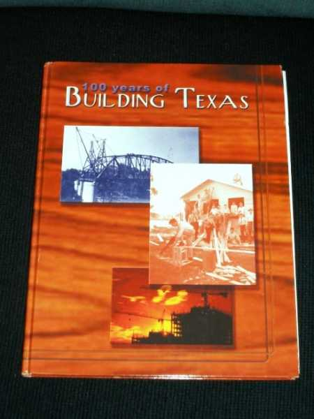 100 Years of Building Texas, Langford, Mark