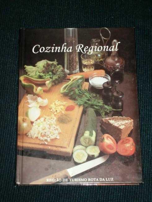Cozinha Regional Do Rota Da Luz (Portuguese), Various / Unstated