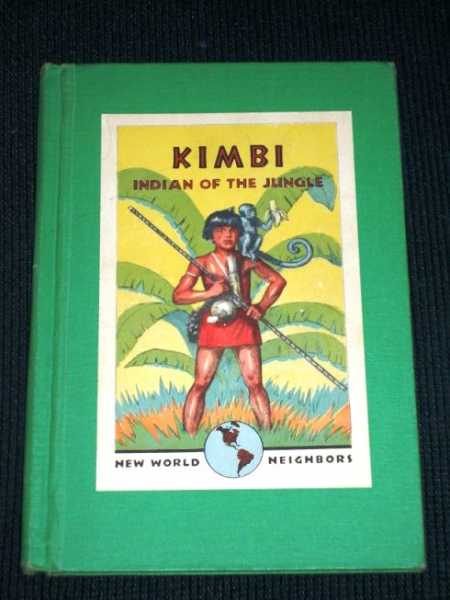 Kimbi:  Indian of the Jungle, Williams, Henry Lionel