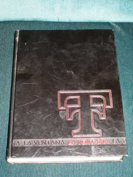 La Ventana - Texas Tech University Year Book - 1980, Various / Unstated