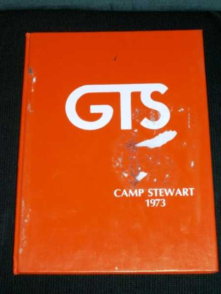 GTS - Camp Stewart Boys Camp Yearbook:  Hunt, TX  1973, Various / Unstated
