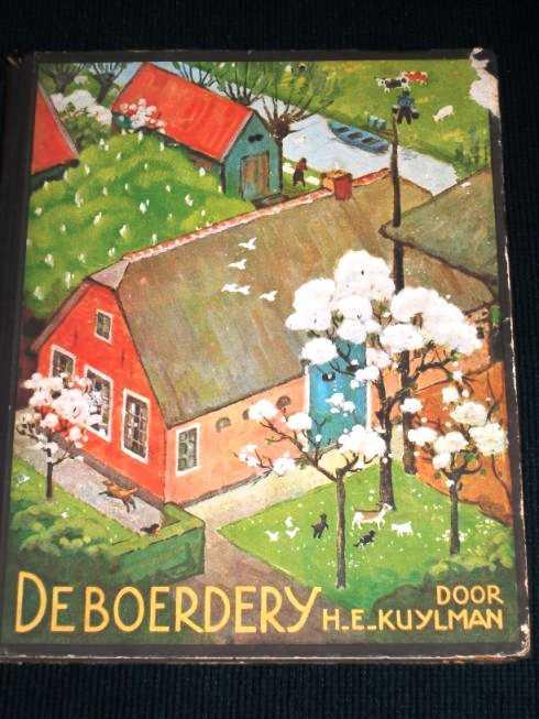 De Boerderij (De Boerdery), Kuylman, Door H. E.