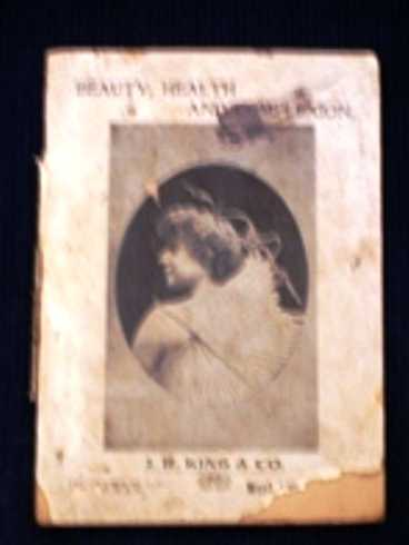 Beauty, Health, and Complexion, Various / Unstated