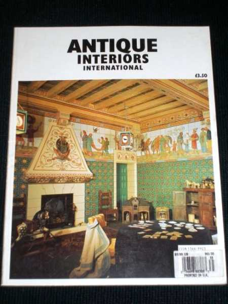 Antique Interiors International - Issue 35 - 1999, Hicks, Alistair (Editor)