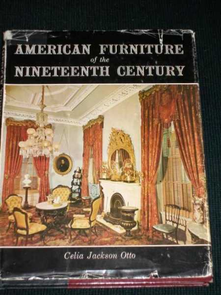 American Furniture of the Nineteenth Century, Otto, Celia Jackson