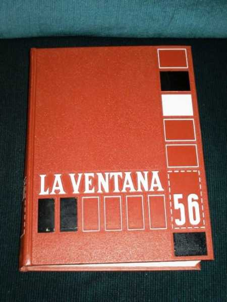 La Ventana - Texas Tech University Year Book - 1956, Various / Unstated